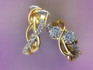 open eternity ring