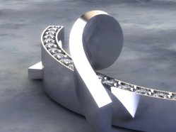 twisted diamond pendant bottom